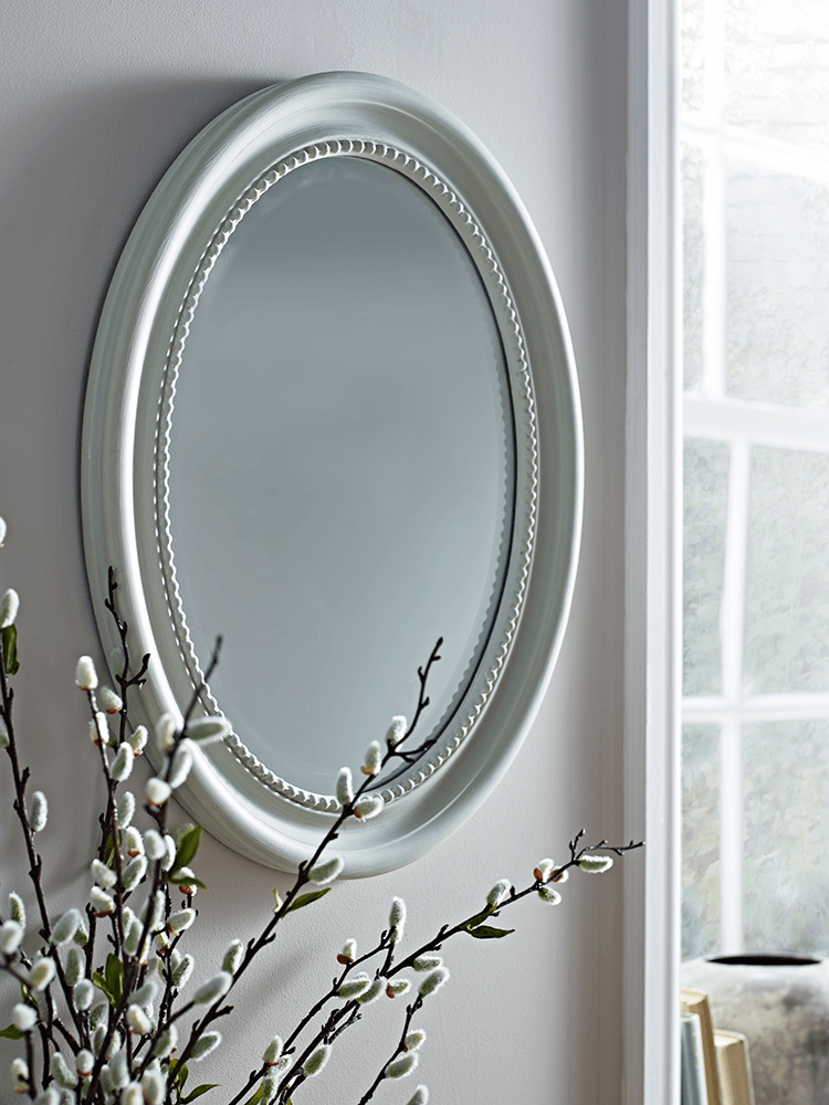 Thea Wooden Mirror Wooden Mirror Mirror Mirror Wall