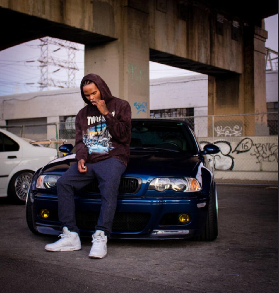 Xavier Wulf T Shirt By Redbubblekingz Black Large Mens Fitted Tee Xavier Wulf Hip Hop Culture Long Hoodie