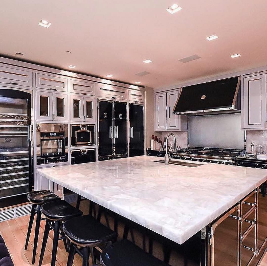 Officine Gullo On Instagram Recent Install In Nyc Professional Custom Kitchens Made By Hand One At The T Custom Kitchens Fine Home Building Kitchen Remodel