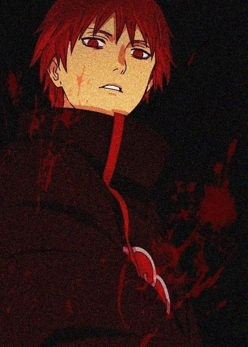 Sasori | Akatsuki, Naruto engraçado, Naruto