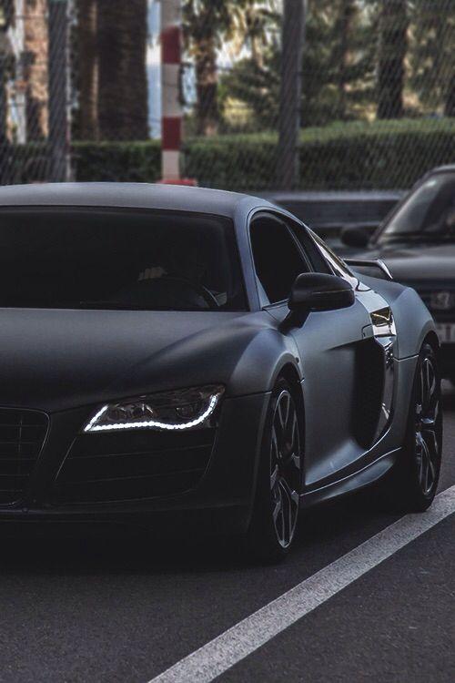 Audi R8 Matte Black Price : matte, black, price, Matte, Black, R8..., Audi,, Dream, Cars,