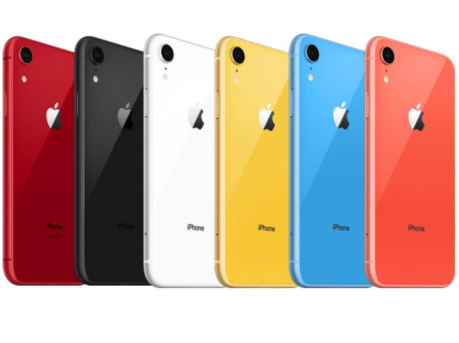 Apple iphone xr 128gb all colors gsm cdma unlocked