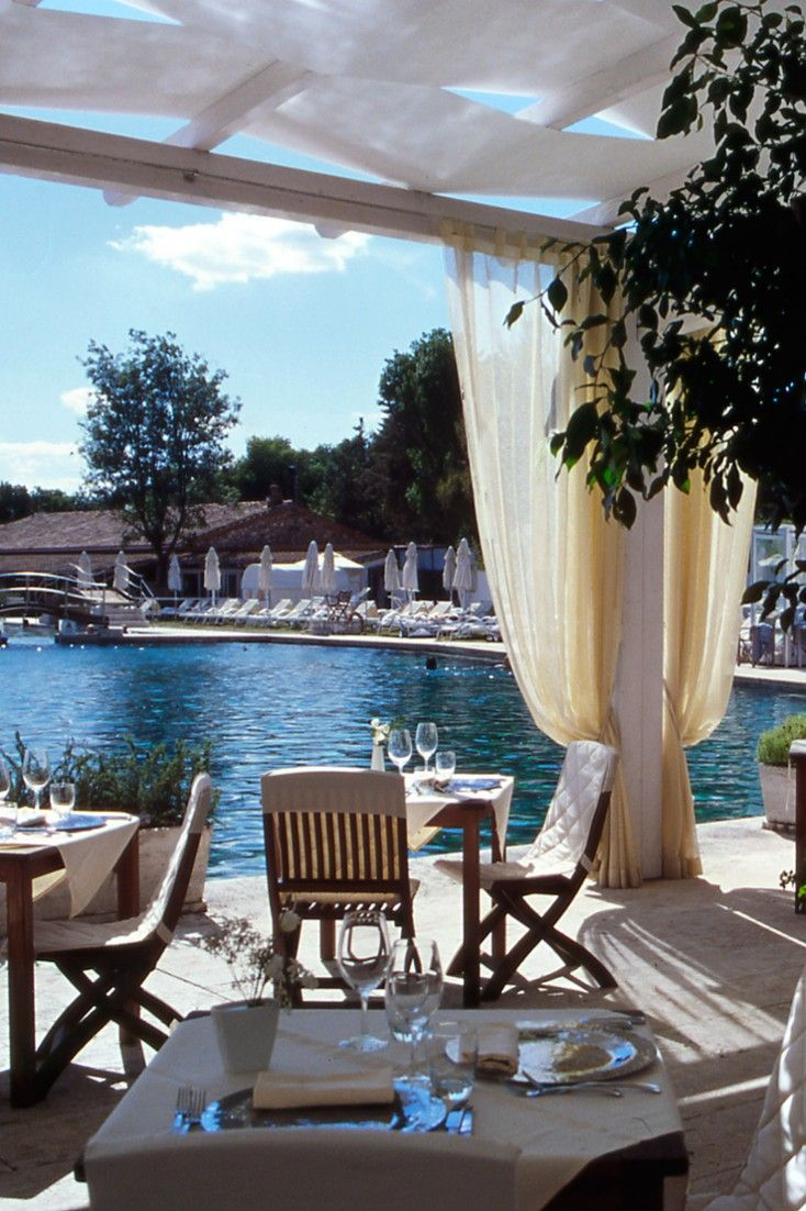 Terme di Saturnia Spa & Golf Resort (Tuscany, Italy