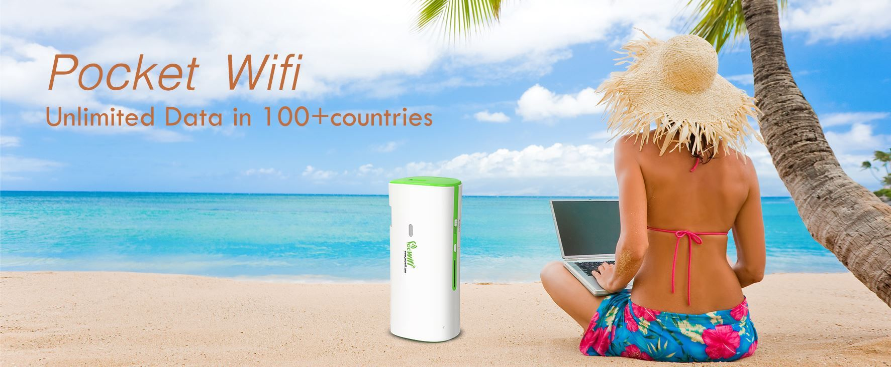- Unlimited data - Connect up to 5 devices - No roaming charges - No SIM cards needed - Works in over 100 countries - Automatic switch to the strongest network - battery runs 12+ hours per charge - Charge your mobile phone battery Share the moment anytime, Travel with Pocwifi anywhere .】 【No.1 Australasia rental WiFi services for travelers.】 www.pocwifi.com/