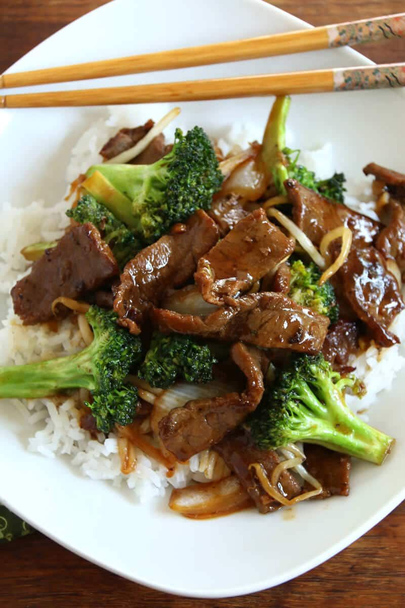 Best Chinese Beef And Broccoli Recipe Broccoli Recipes Broccoli Beef Food