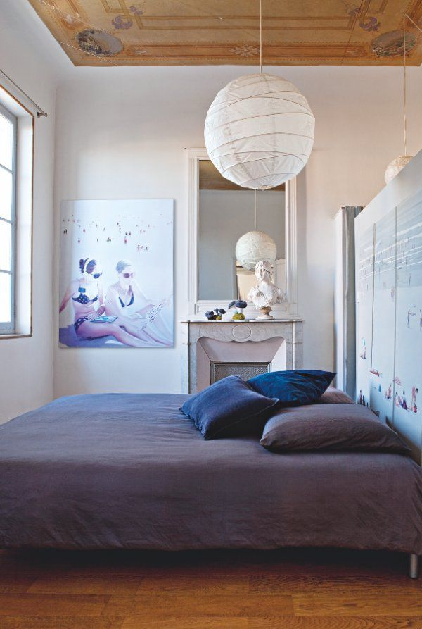 20 inspirations pour une chambre printanière ! Bedrooms, Bedroom - couleur de la chambre