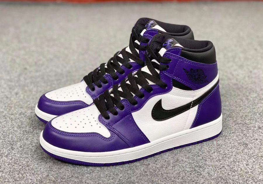 NikeAir Jordan 1 Retro High OG Court