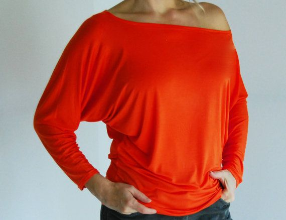 Batwing top. looks to be one piece. neat