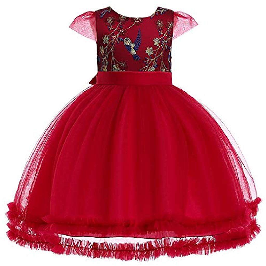 WUDAOLISHI Kleider Ärmelloses Princess-Puff-Kleid #Bekleidung