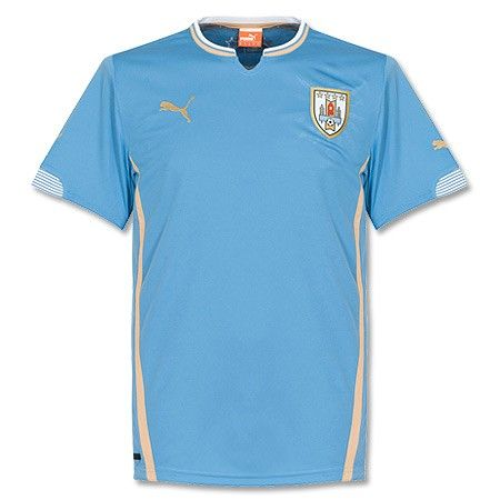 Camiseta de Uruguay 2014-2015 Local  2c7b3202cf3a1