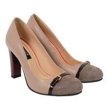 Pantofi din piele naturala Tiara
