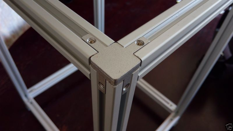 XYZ printer T-slot 3030-8 aluminum frame 3D printer box with ...