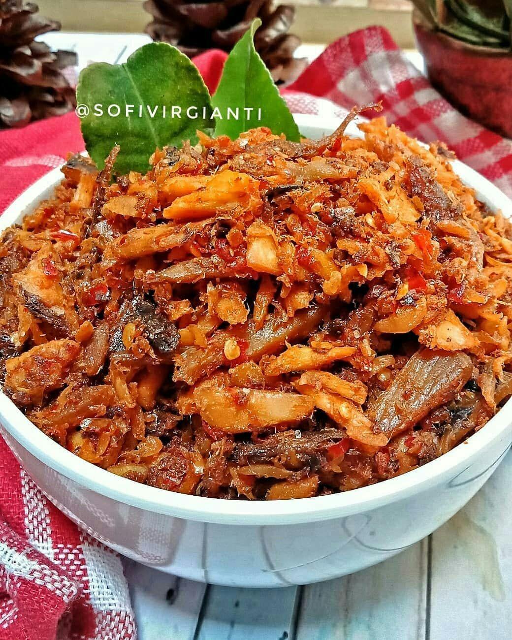 Cakalang Suwir Pedas By Sofivirgianti Bahan 1 Ekor Ikan Cakalang Me 750gr 4 Lbr D Healthy Chicken Recipes Easy Healthy Chicken Recipes Chicken Recipes