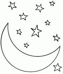 pumpkin template moon  stars and moon pumpkin carving patterns - Google Search in ...