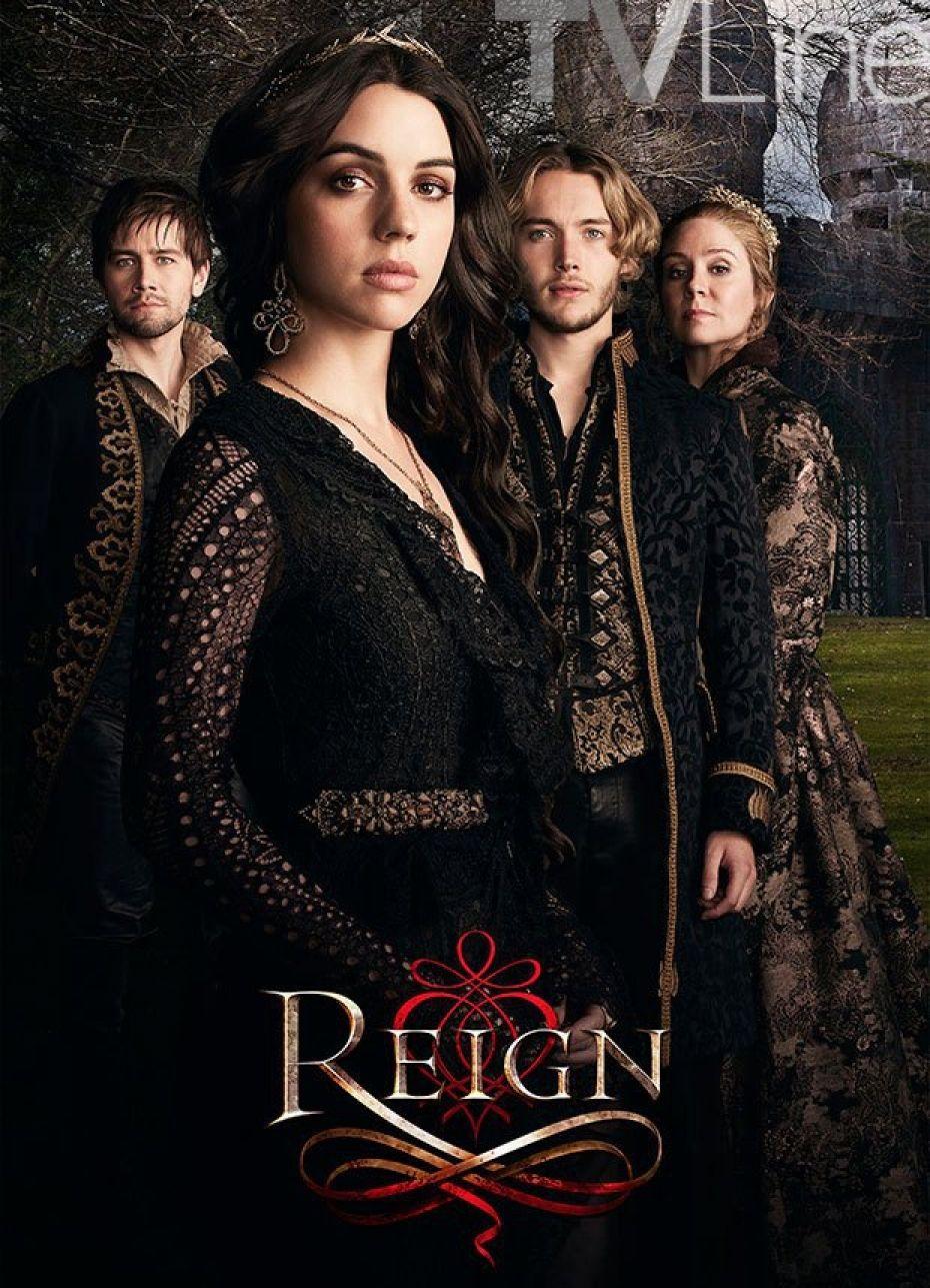 Reign Season 4 On Netflix: Reign Saison 2 : Un Nouveau Poster Dévoilé !