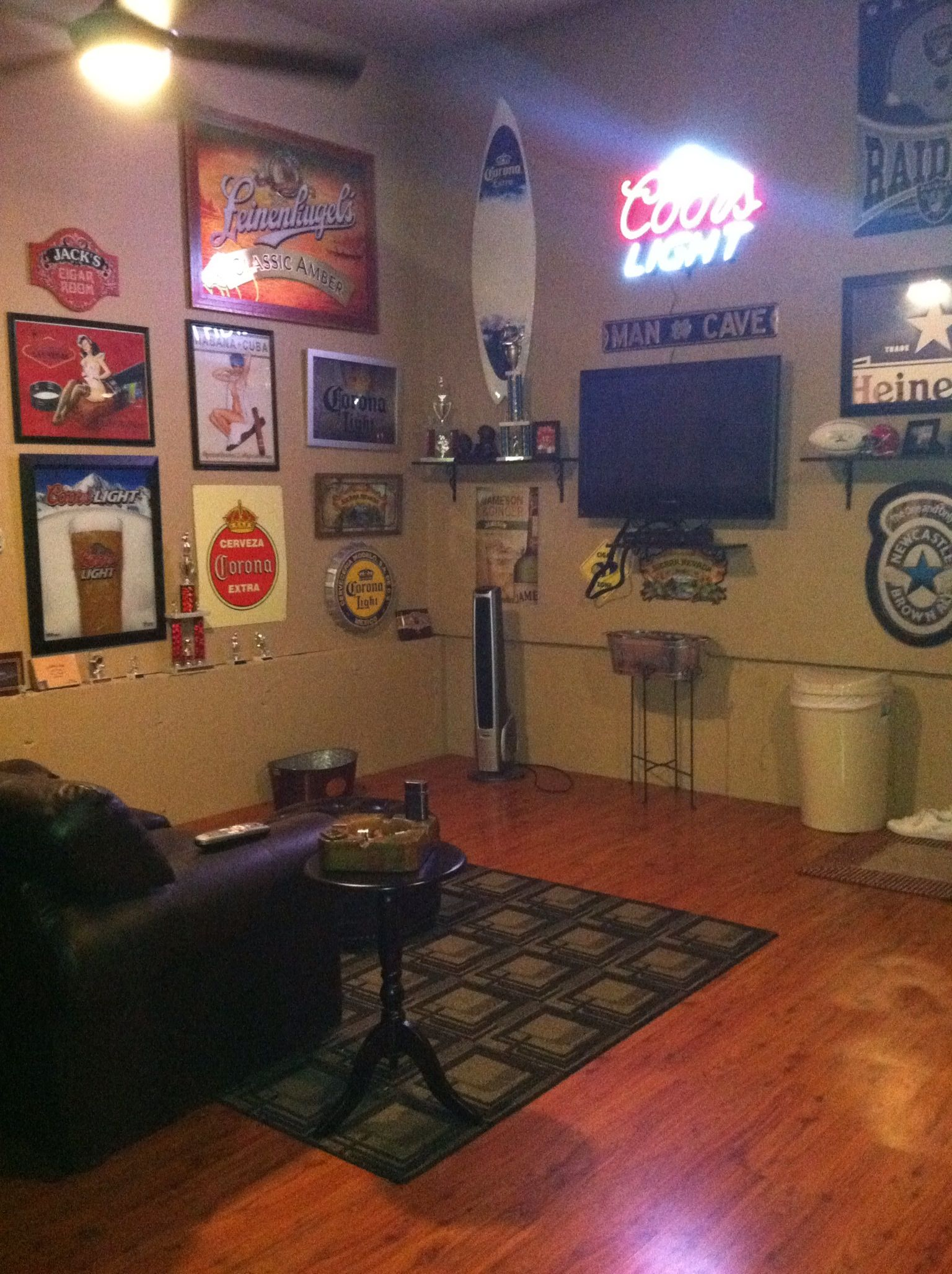 The Man Cave Let The Winning Pair Find Your Man