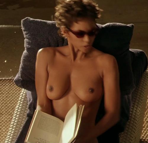 Hale bary nude photo