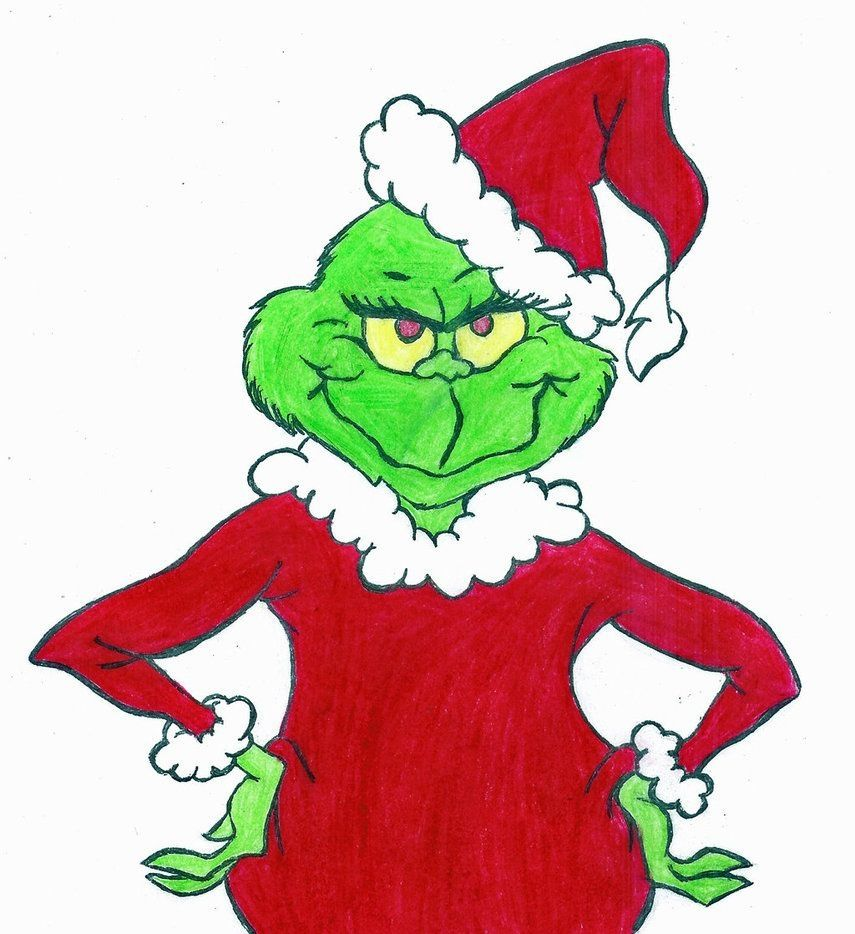 The Grinch Clipart Grinch Images The Grinch Movie Free Clip Art