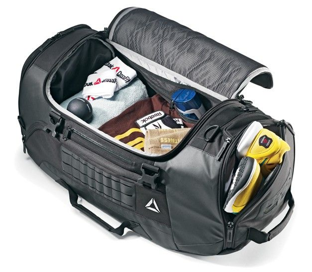 Reebok Warthog Long Haul Duffel Bag   Reebok Fashion   Pinterest ... 6a8aa151c0