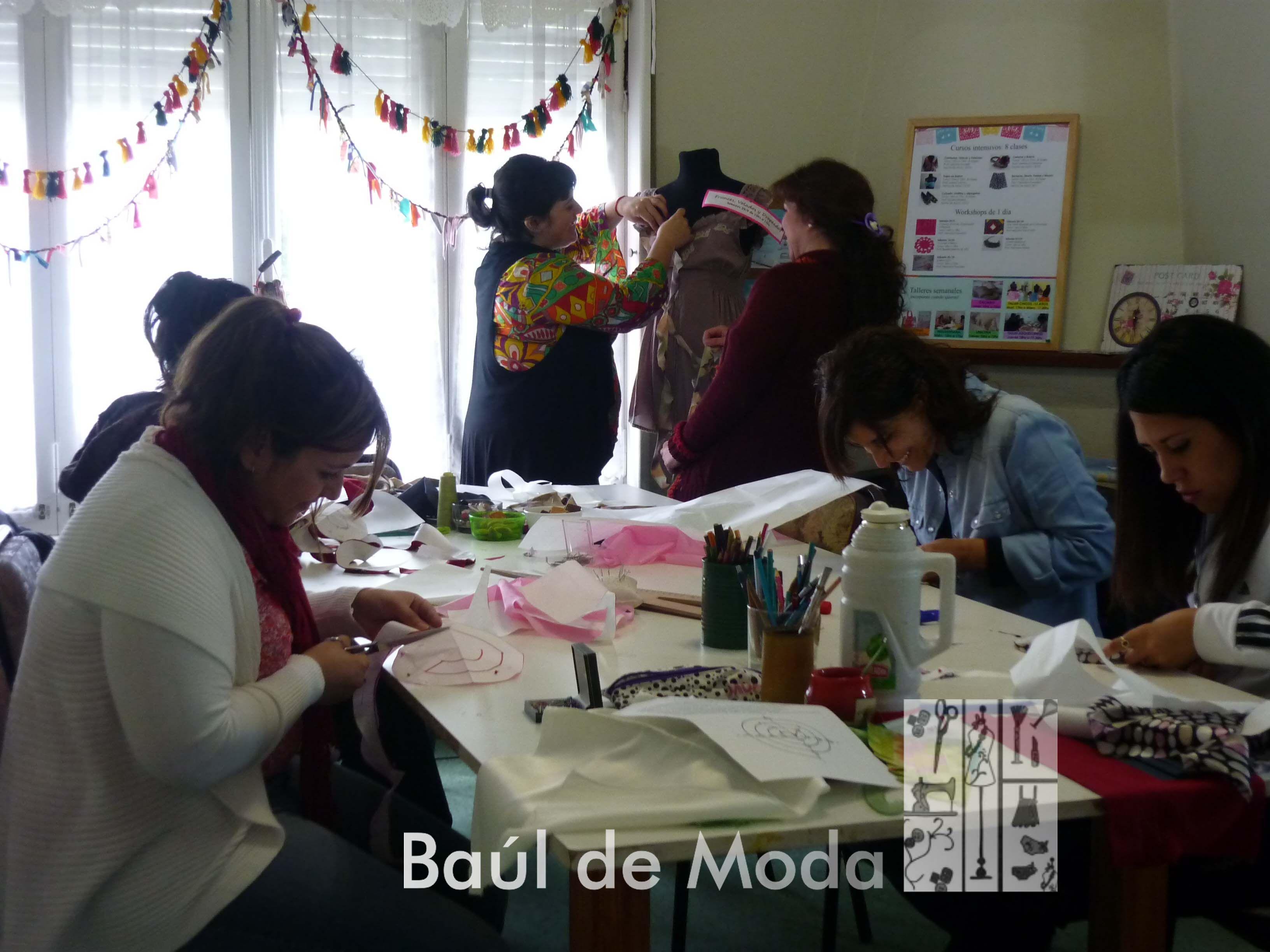 Workshop Texturas