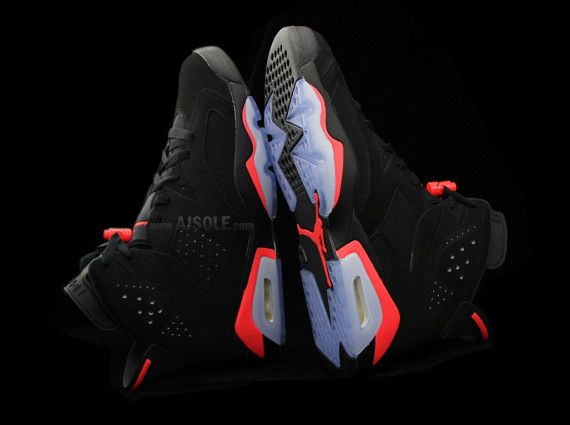 3eb5bc47d203ca a look at 2 air jordan 6 retros og colorways 09 570x425 Sport Blue vs.  Infrared  Which Air Jordan 6 Are You Looking Forward To