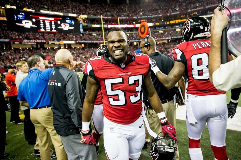 Falcons Win Nfc Championship Against Packers Falcons Nfc Atlanta Falcons