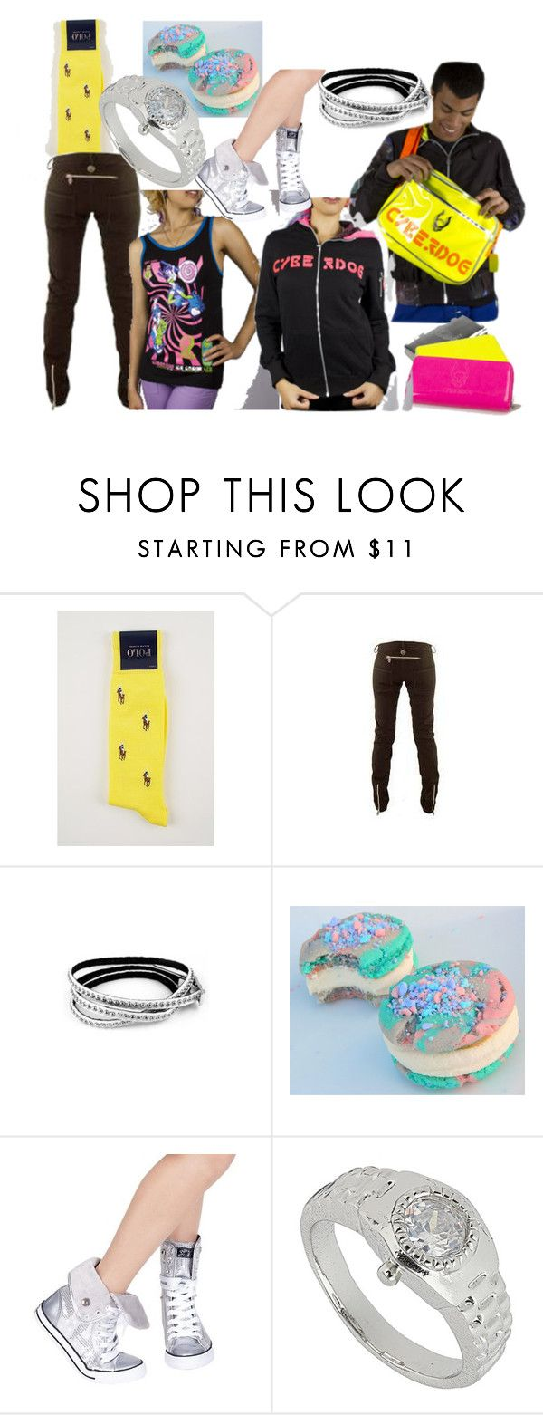 """""""Online store Love"""" by lerp ❤ liked on Polyvore featuring Polo Ralph Lauren, Cotton Candy, Gotta Flurt, Topshop, skinny jeans, exposed zippers and cyberdog.com"""