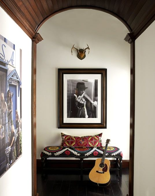 The Aedis: Rock Star Chic: An Interior Design Manifesto