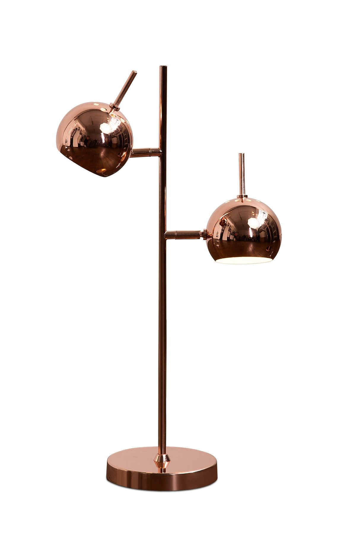 Metallic copper table lamp austin spare room attic design and austin table lamp in copper for the on trend copper touch 49 made aloadofball Gallery