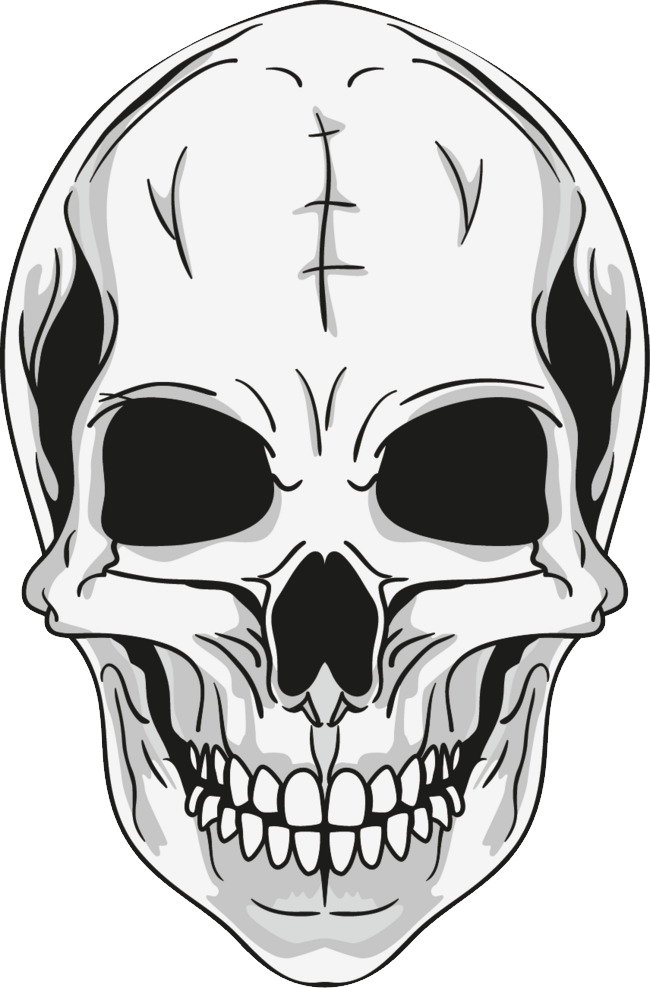 Pin By Ankit Yadav On Picart In 2020 Skull Png Images Image
