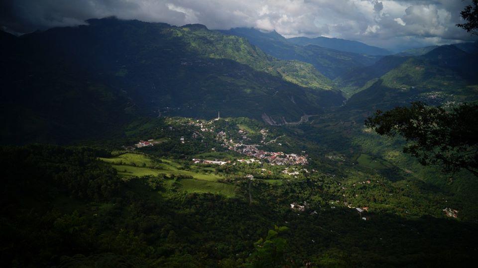 Mirador de Ahila, Pahuatlán