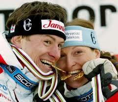 Janica and Ivica Kostelić - Croatian Athletes and Olympic Ski Champions