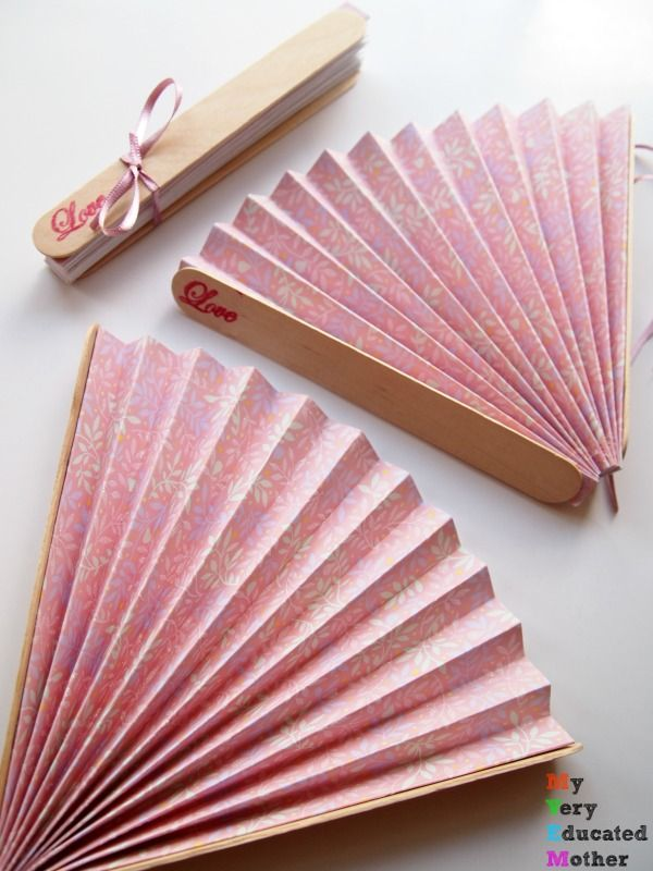 fan folding Asian pink melon