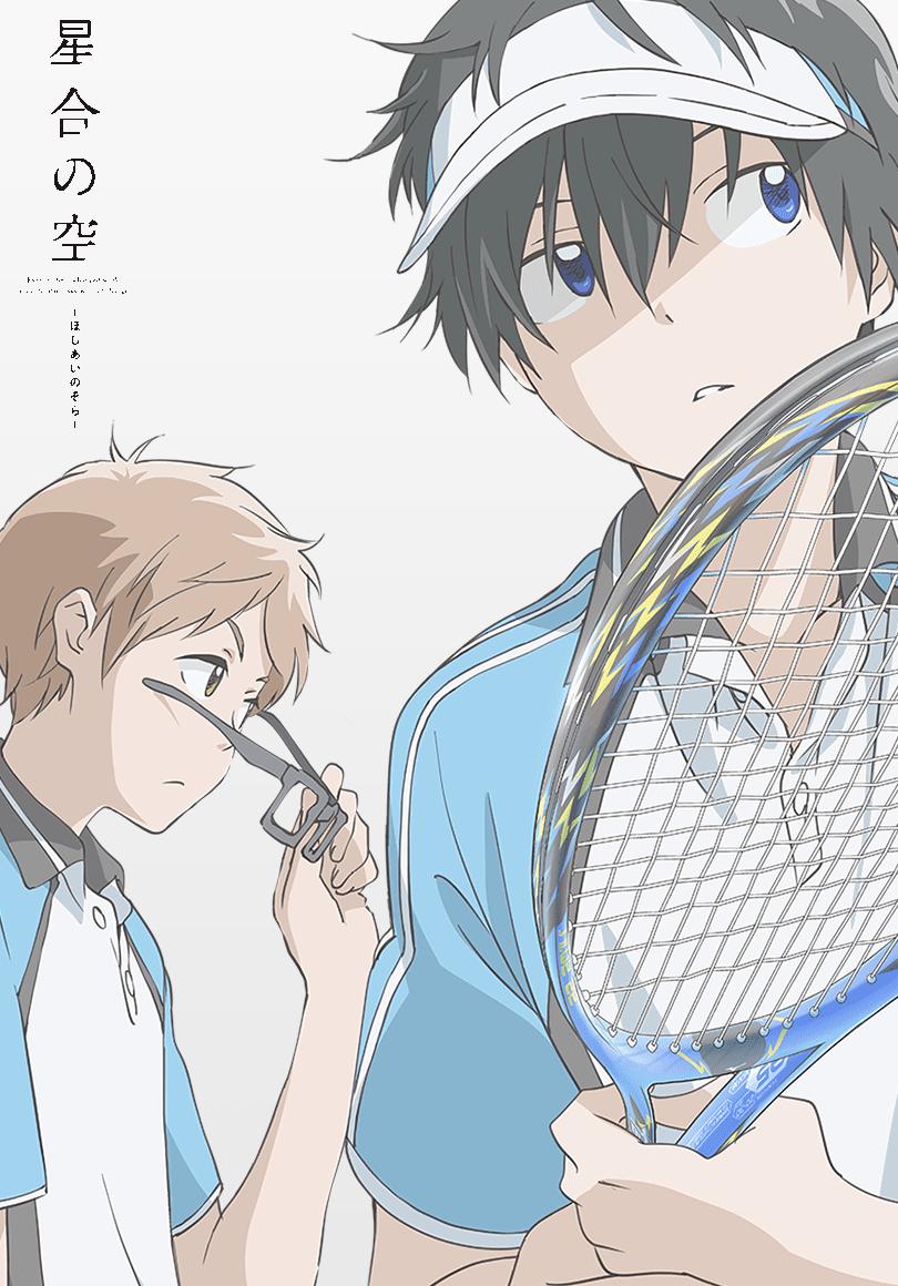 Hoshiai no Sora 01 imagens) Otaku anime, Anime