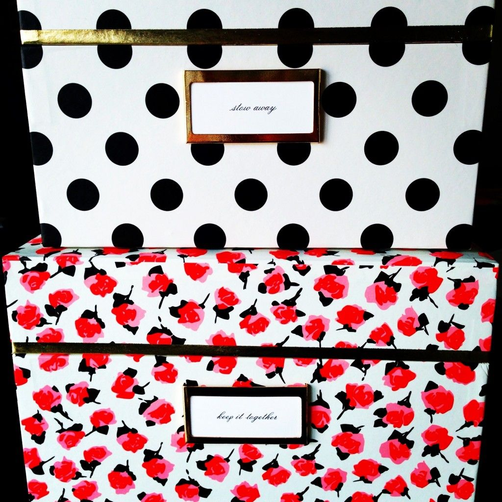 Best Birthday Gifts for her, Kate Spade Nesting boxes for UrbanGirl.  Nice blog post!