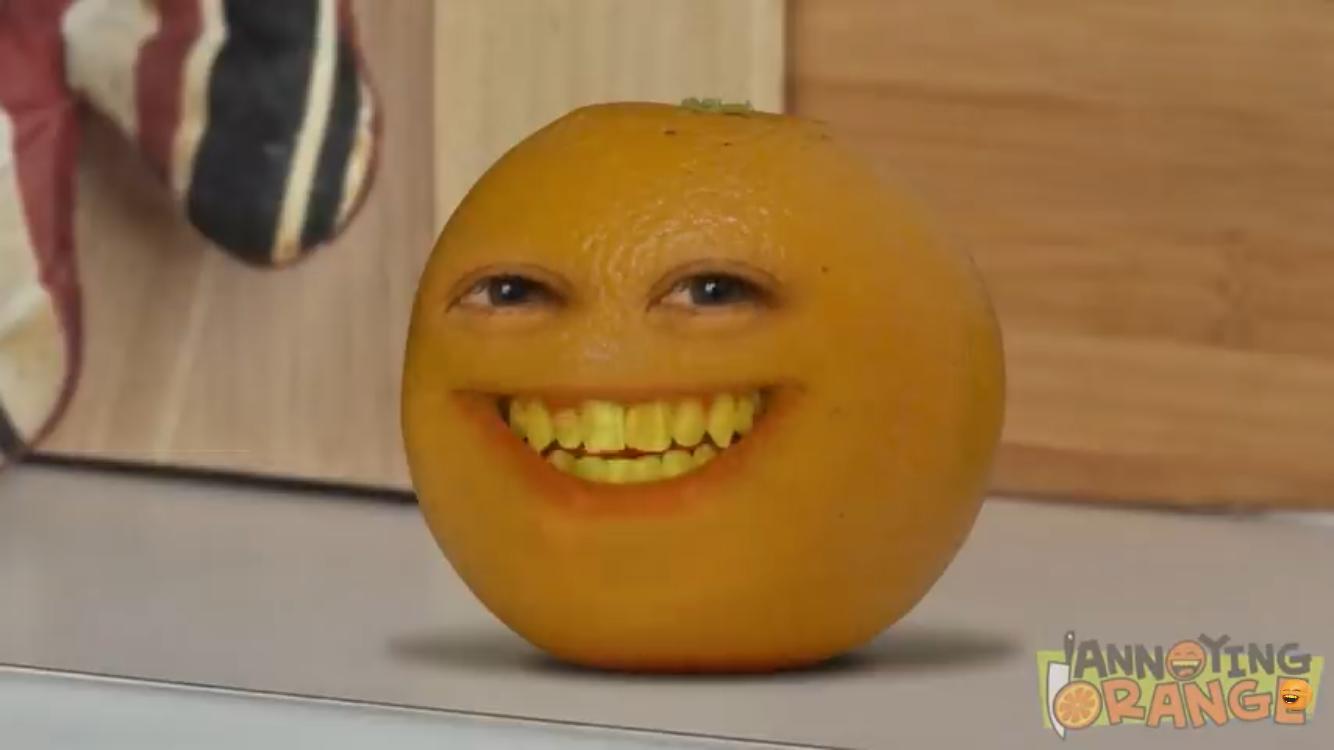 Pin By Andrew Owens On Annoying Orange Annoying Orange Orange Birthday Orange Wallpaper