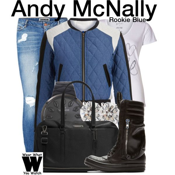 Inspired By Missy Peregrym As Andy Mcnally On Rookie Blue Tv Clothes Rookie Blue Fashion Tv