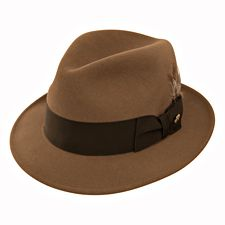 Dobbs Jet 707 Fur Felt Fedora Hat