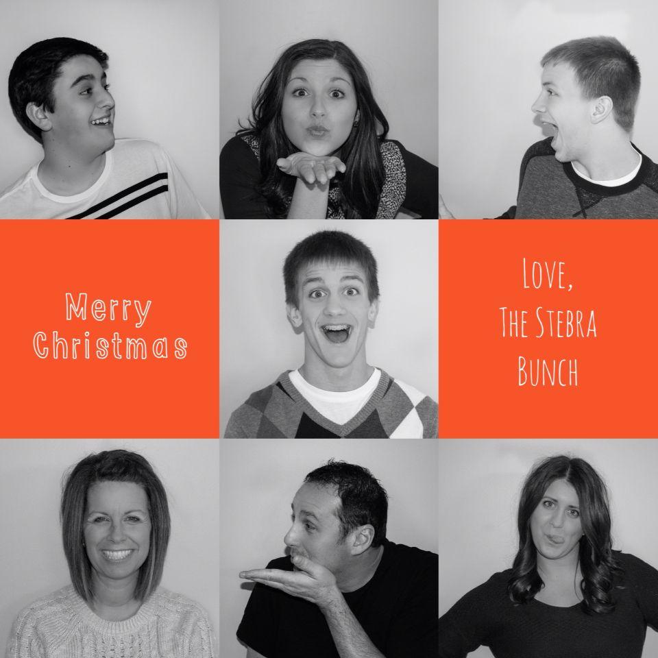 Blended family Christmas cards | christmas | Pinterest | Family ...