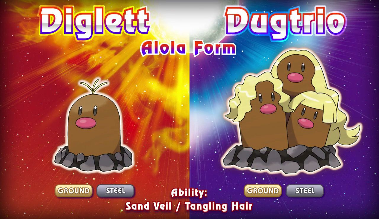 39++ Alola diglett ideas