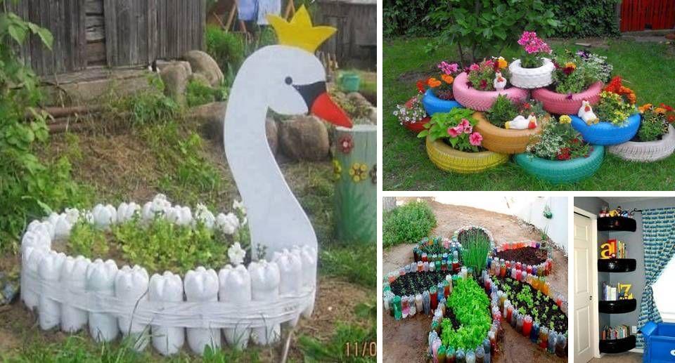 20 Diy Creative Ideas For Recycling Tires Bottles Plastic Bottle Crafts Eco Friendly Diy Vertical Garden Design,Machine Design Magazine