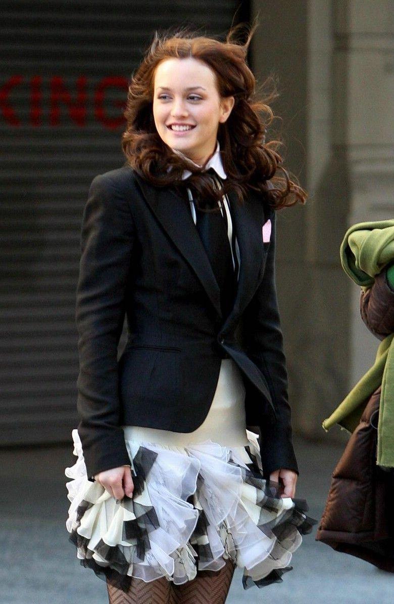 Blair Waldorf - Gossip Girl - (Leighton Meester)