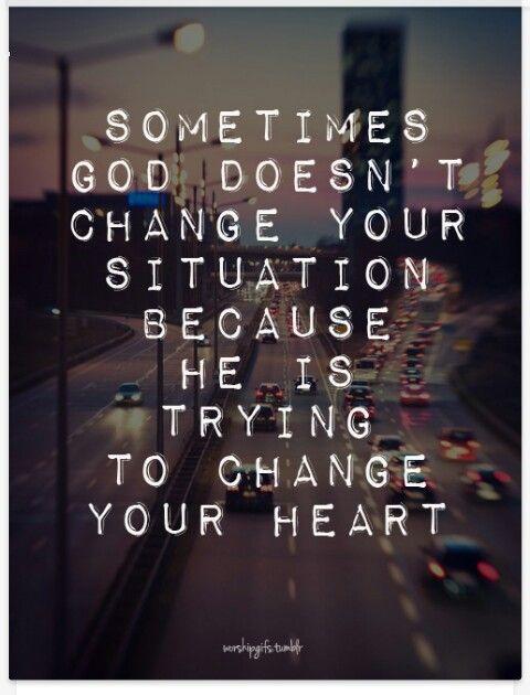 God Has A Plan Trust Him My Christian Faith Pinterest Quotes
