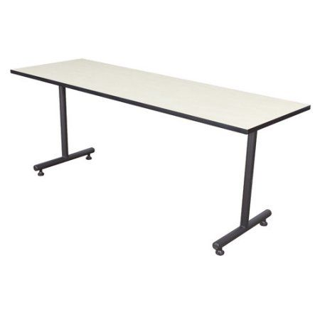 Regency Kobe 48 inch x 24 inch Training Table, Multiple Finishes