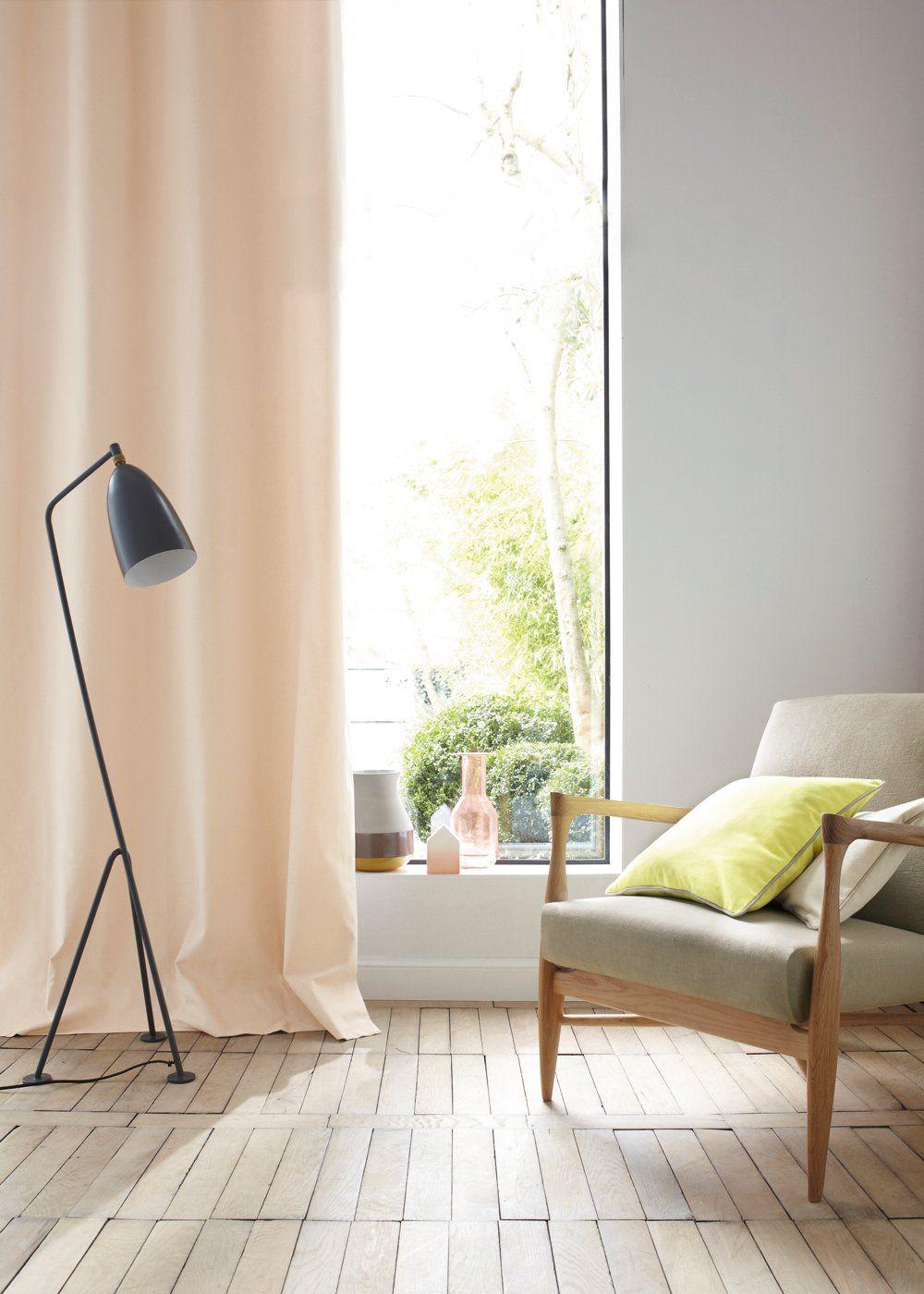 20 beaux rideaux pour en mettre plein la vue living room rideaux d co rideaux salon beaux - Beaux rideaux salon ...