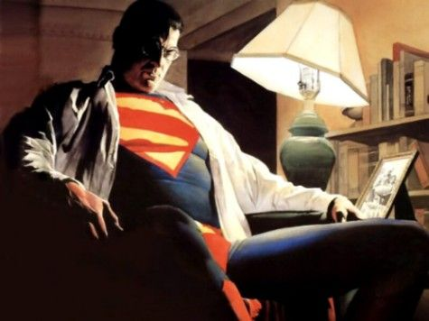 Ever just get tired... of being superman?