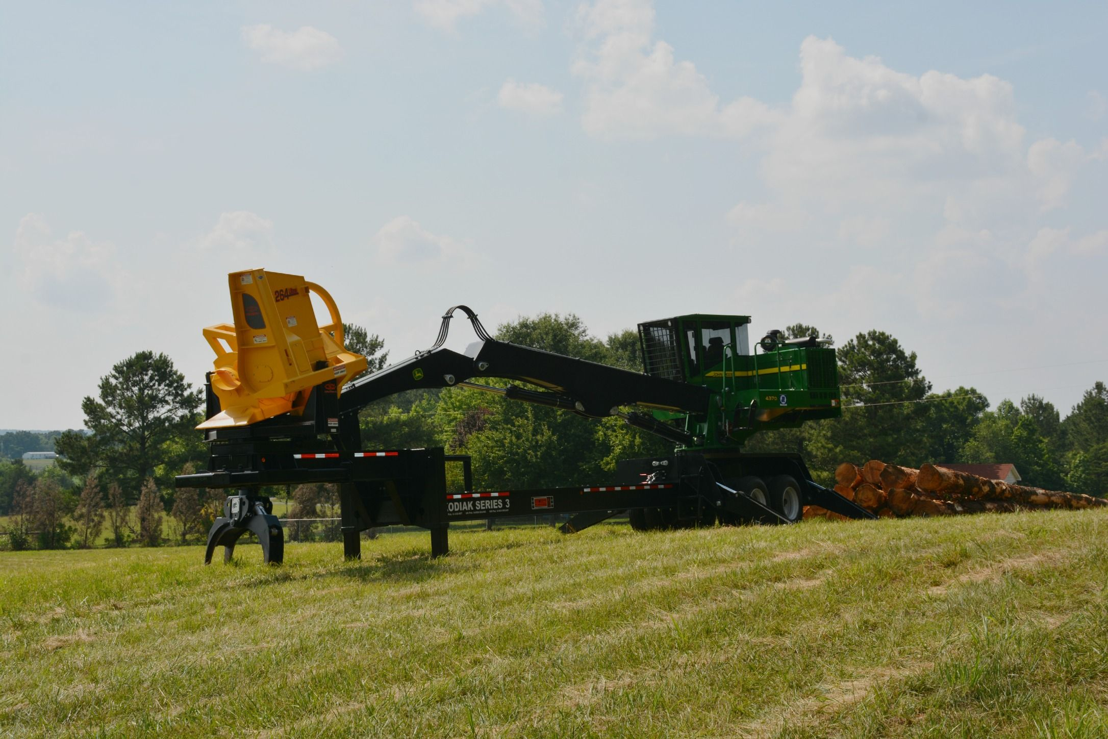 Lucky Clays Farm   Special Events   Destination Meeting Site   John Deere and James River Equipment