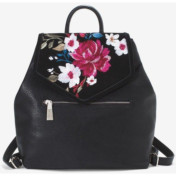 Statement Bag - BUTTERFLIES & FLOWERS by VIDA VIDA 5HsWb3OHh
