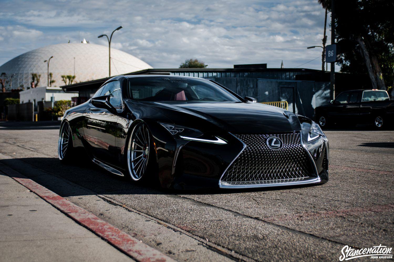 Pursuing Perfection Central Pine Lexus Lc500 Stancenation