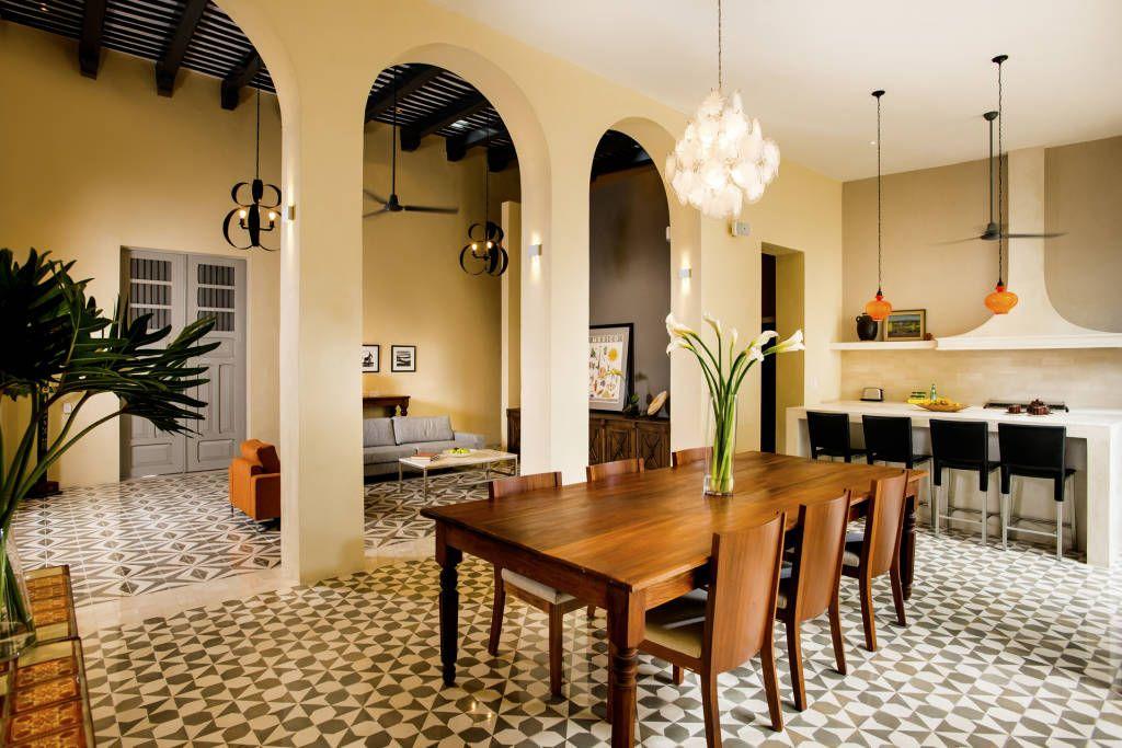 Casa ws52: comedores de estilo por taller estilo arquitectura | In ...